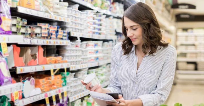 Food Label Reading Tactics