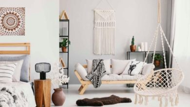 decorate with hygge style