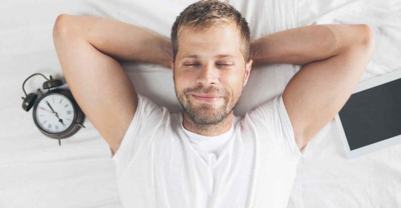 sleep comfortably in summer heat