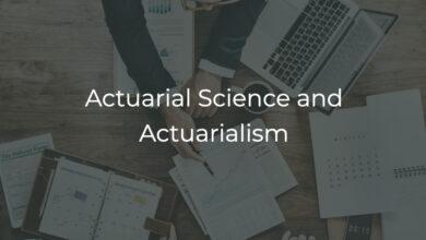 what do actuary do?