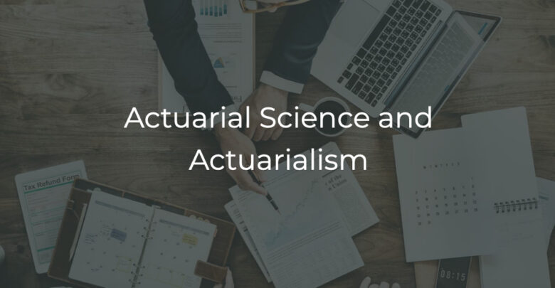 what do actuary do?