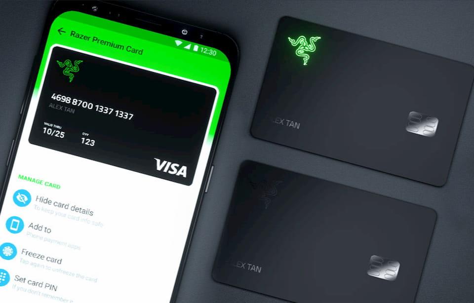 Razer Prepaid Card