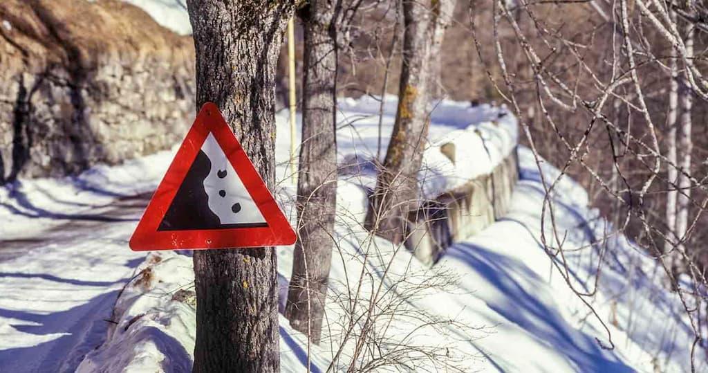 Precautions Against Landslide Hazard